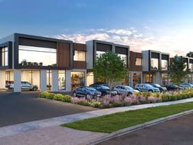 Industrial / Warehouse commercial property sold at 91/93A Heatherdale Road Ringwood VIC 3134