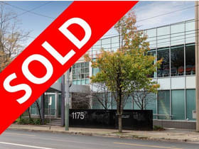 Offices commercial property sold at 1175 Toorak Road Camberwell VIC 3124