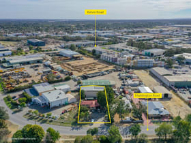 Factory, Warehouse & Industrial commercial property for sale at 110 Maddington Road Maddington WA 6109