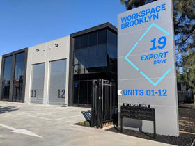 Offices commercial property for sale at Unit 16/19-21 Export Drive Brooklyn VIC 3012