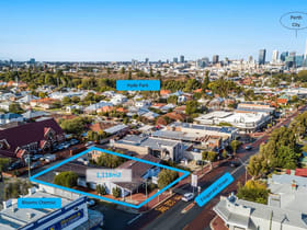 Development / Land commercial property for sale at 364-366 Fitzgerald Street North Perth WA 6006
