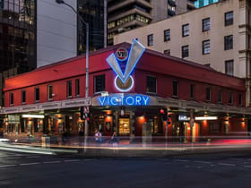 Hotel, Motel, Pub & Leisure commercial property for sale at The Victory Hotel/127 Edward St Brisbane City QLD 4000