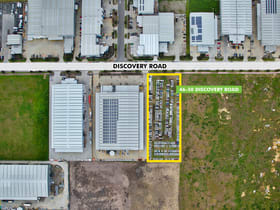 Factory, Warehouse & Industrial commercial property sold at 46-50 Discovery Road Dandenong South VIC 3175