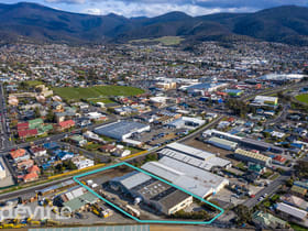 Factory, Warehouse & Industrial commercial property for sale at 18 Knoll  Street Glenorchy TAS 7010