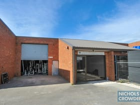 Factory, Warehouse & Industrial commercial property sold at 18 Stephenson Road Seaford VIC 3198