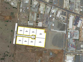 Industrial / Warehouse commercial property for sale at Lots on Robson-Hursley Road Torrington QLD 4350