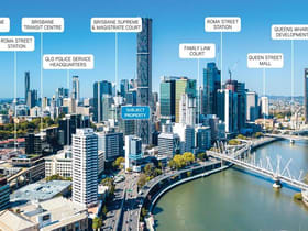 Offices commercial property for sale at Suites 21-28, Level 5, 231 North Quay Brisbane City QLD 4000