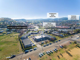 Medical / Consulting commercial property sold at 103 Peel Street - 30 Marius Street Tamworth NSW 2340
