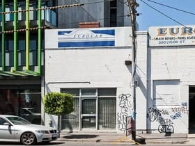 Factory, Warehouse & Industrial commercial property for sale at 302 Lygon Street Brunswick VIC 3056