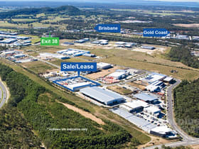 Factory, Warehouse & Industrial commercial property sold at Yatala QLD 4207
