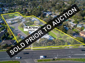 Development / Land commercial property sold at 977-985 Burwood Highway Ferntree Gully VIC 3156