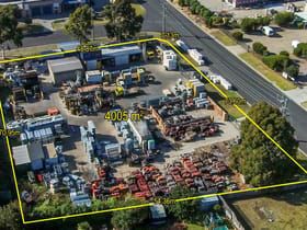 Factory, Warehouse & Industrial commercial property sold at 10/26-28 Carbine Way Mornington VIC 3931