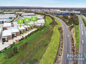 Industrial / Warehouse commercial property for sale at 3,4 & 5/23 Capital  Place Carrum Downs VIC 3201