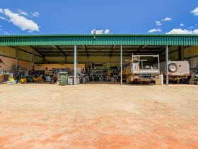 Industrial / Warehouse commercial property for sale at 151  Cragborn Road Katherine NT 0850