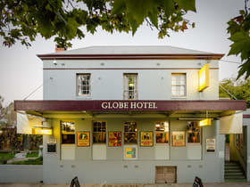 Hotel / Leisure commercial property sold at GLOBE HOTEL/44 Louee Street Rylstone NSW 2849