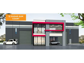 Factory, Warehouse & Industrial commercial property for sale at 12 & 14 Sugar Gum Court Braeside VIC 3195