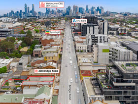 Retail commercial property sold at 208 Bridge Road Richmond VIC 3121