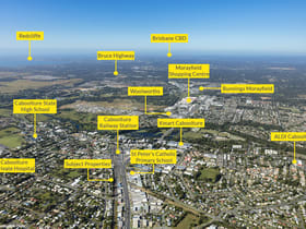 Development / Land commercial property sold at 14,16,18 & 20 Railway Parade Caboolture QLD 4510