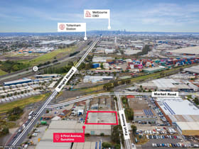 Development / Land commercial property for sale at 6 First Avenue Sunshine VIC 3020