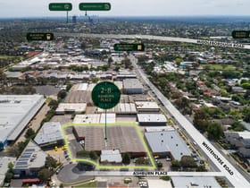 Industrial / Warehouse commercial property sold at 2-8 Ashburn Place Blackburn VIC 3130