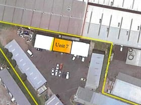 Industrial / Warehouse commercial property sold at 7/43 Oakdale Road Gateshead NSW 2290