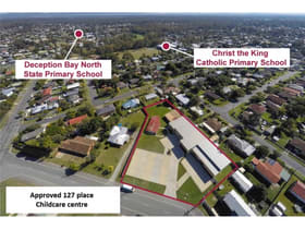 Development / Land commercial property for sale at 25-27 Raymond Terrace Deception Bay QLD 4508