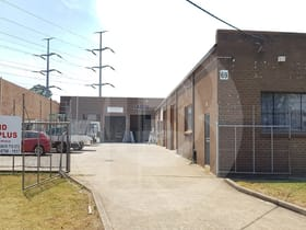 Factory, Warehouse & Industrial commercial property for sale at 4/69 LONG STREET Smithfield NSW 2164
