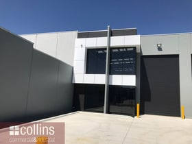 Industrial / Warehouse commercial property for sale at 1/10 Remount Way Cranbourne West VIC 3977