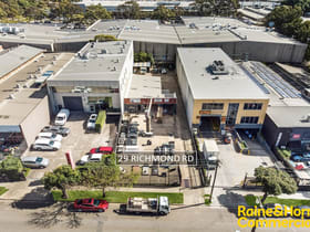 Factory, Warehouse & Industrial commercial property for sale at 29 Richmond Road Homebush West NSW 2140