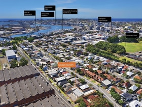 Development / Land commercial property for sale at Wickham NSW 2293