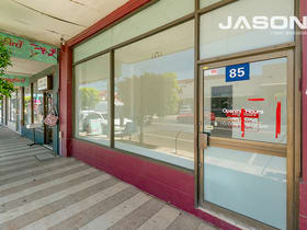 Shop & Retail commercial property for lease at 85 Holmes Street Brunswick VIC 3056