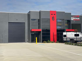 Factory, Warehouse & Industrial commercial property for sale at Factory 2/6 Palomo Drive Cranbourne West VIC 3977