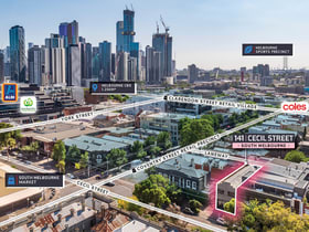 Development / Land commercial property for sale at 141 Cecil Street South Melbourne VIC 3205