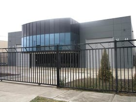 Factory, Warehouse & Industrial commercial property for sale at 42-44 Capital Link Drive Campbellfield VIC 3061