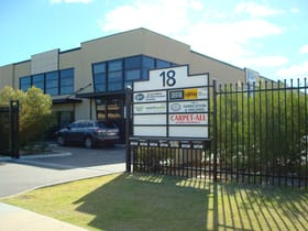 Industrial / Warehouse commercial property for sale at 2/18 Oxleigh Dr Malaga WA 6090