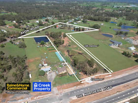 Development / Land commercial property for sale at 1525 The Northern Road Bringelly NSW 2556