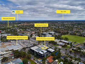 Offices commercial property for sale at 6/622 Ferntree Gully Road Wheelers Hill VIC 3150