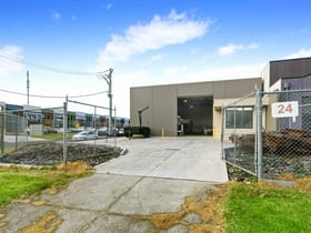 Industrial / Warehouse commercial property for sale at 24 Latham Street Mornington VIC 3931
