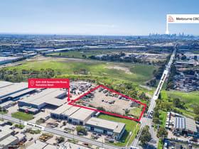 Development / Land commercial property for sale at 520-528 Somerville Road Sunshine West VIC 3020