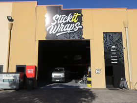 Industrial / Warehouse commercial property for lease at 6/76-80 Hutchinson Street Burleigh Heads QLD 4220