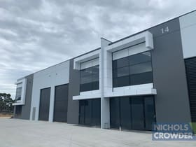 Industrial / Warehouse commercial property for sale at 27/1626-1638 Centre Road Springvale VIC 3171