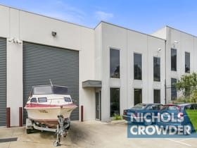 Industrial / Warehouse commercial property for sale at 1/12 Access Way Carrum Downs VIC 3201