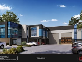 Factory, Warehouse & Industrial commercial property for sale at 23 Network Drive Truganina VIC 3029