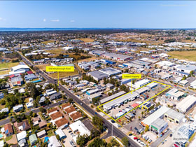 Showrooms / Bulky Goods commercial property for sale at 97 Old Maryborough Road and 94 Islander Road Pialba QLD 4655