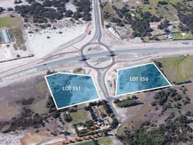 Development / Land commercial property for sale at Lots 150 & 151 Raphael Road Bullsbrook WA 6084