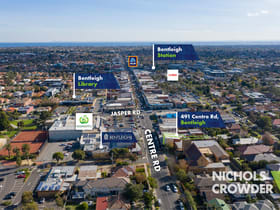 Shop & Retail commercial property for sale at 491 Centre Road Bentleigh VIC 3204