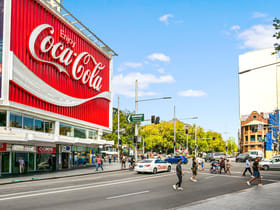 Shop & Retail commercial property for lease at Shop 3/274-290 Victoria Street Darlinghurst NSW 2010