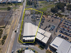 Factory, Warehouse & Industrial commercial property for sale at 1 Finance Place Malaga WA 6090