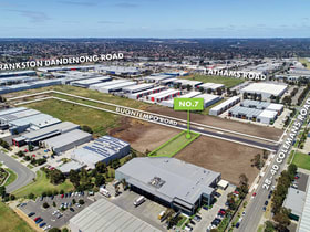 Factory, Warehouse & Industrial commercial property for lease at 7 Buontempo Road Carrum Downs VIC 3201