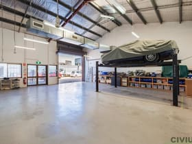 Factory, Warehouse & Industrial commercial property for sale at Unit  4/54-56 Townsville Street, Fyshwick ACT 2609